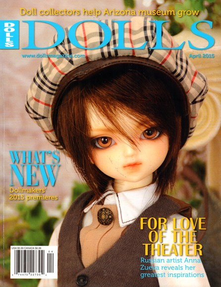 Dolls Cover - 4/1/2015