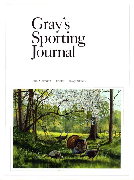 Gray's Sporting Journal Cover - 5/1/2015