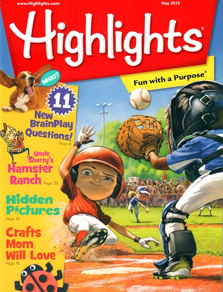 Highlights Cover - 5/1/2015