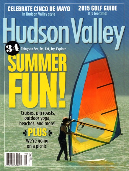 Hudson Valley Cover - 5/1/2015
