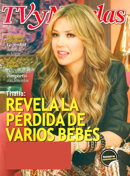 Tv Y Novelas Cover - 5/1/2015