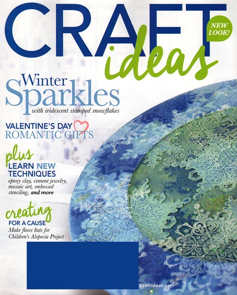 Craft Ideas Cover - 1/1/2015