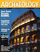 Archaeology Magazine 3/1/2015