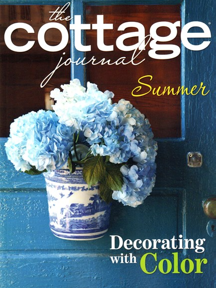 The Cottage Journal Cover - 6/1/2015