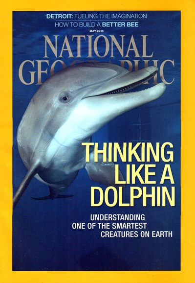 National Geographic Cover - 5/1/2015