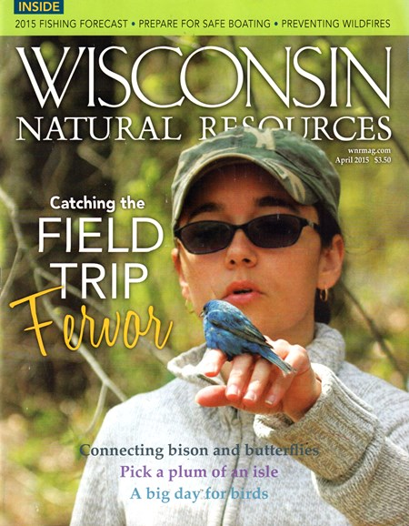 Wisconsin Natural Resources Cover - 4/1/2015