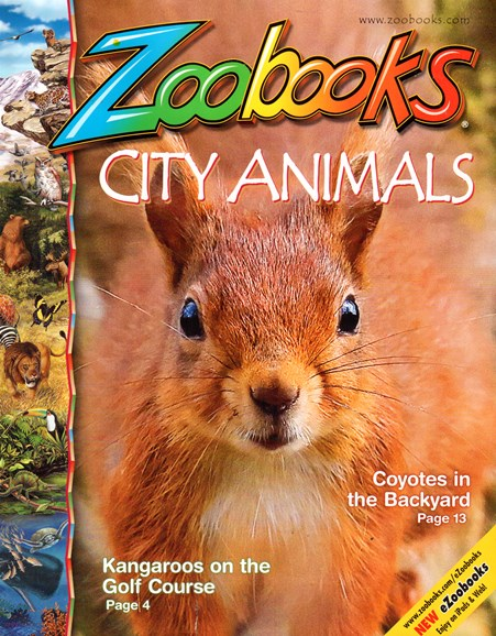 Zoobooks Cover - 4/1/2015