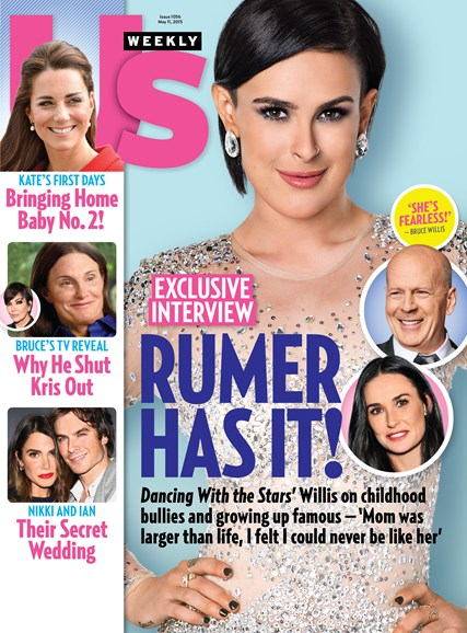 Us Weekly Cover - 5/11/2015