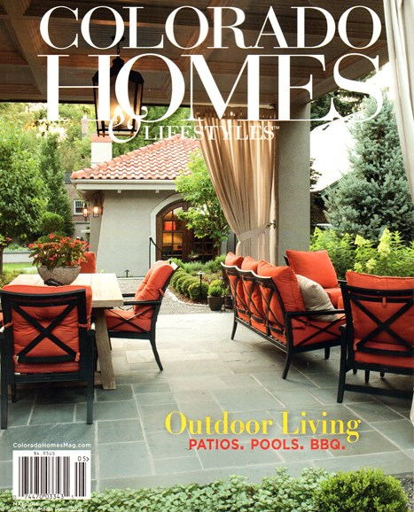 Colorado Homes & Lifestyles Cover - 5/1/2015