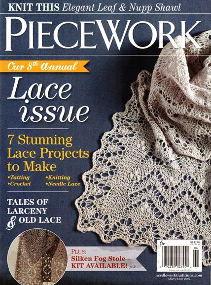 Piecework Cover - 5/1/2015