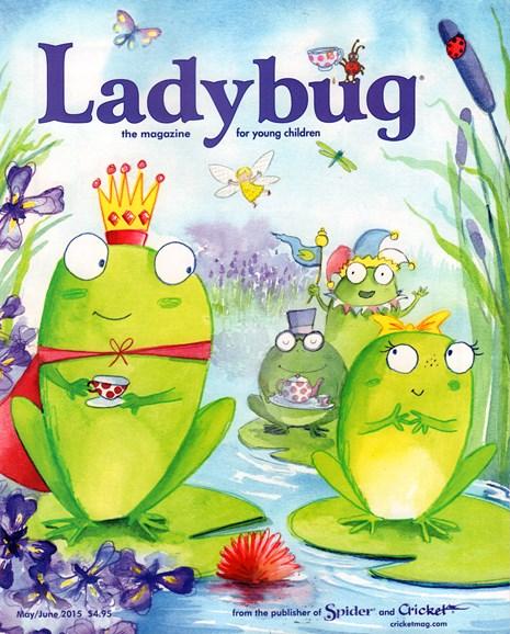 Ladybug Cover - 5/1/2015
