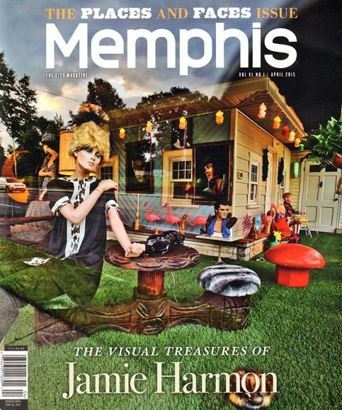 Memphis Cover - 4/1/2015
