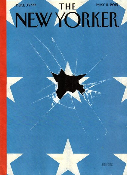 The New Yorker Cover - 5/11/2015