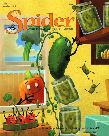 Spider Cover - 5/1/2015