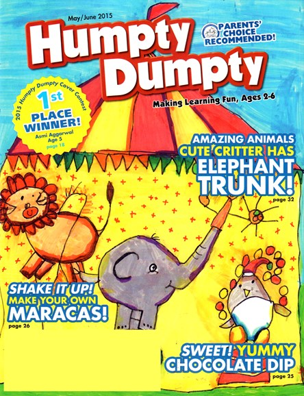 Humpty Dumpty Cover - 5/1/2015