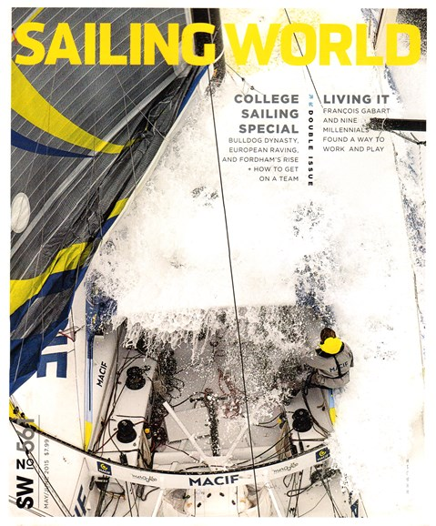 Sailing World Cover - 5/1/2015