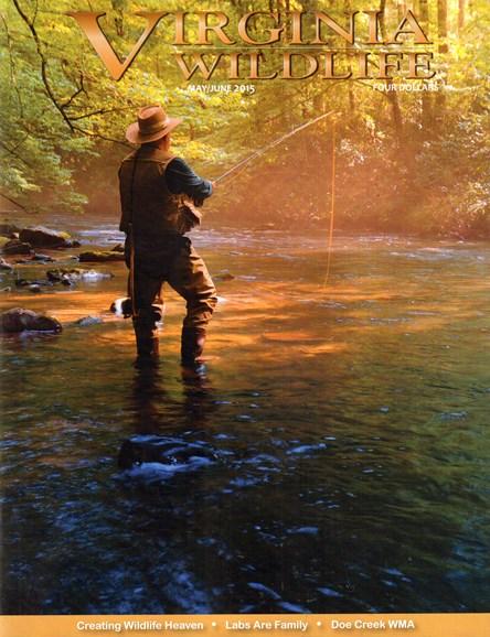 Virginia Wildlife Cover - 5/1/2015