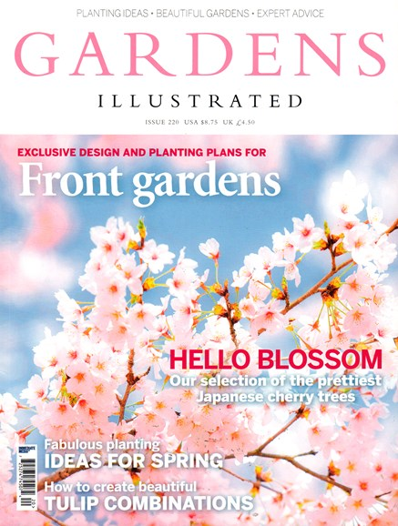 Gardens Illustrated Cover - 4/1/2015