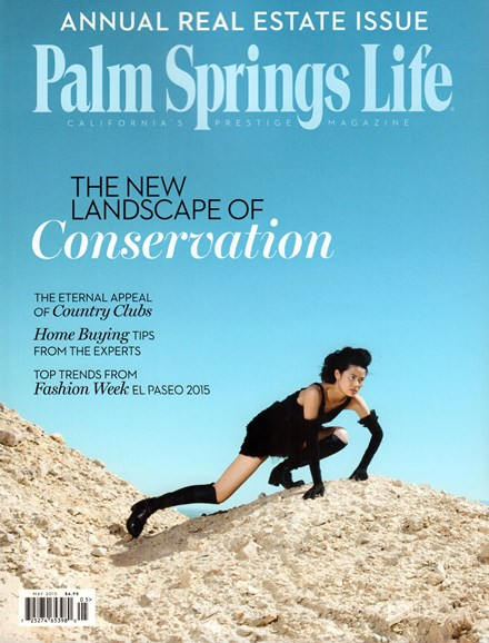 Palm Springs Life Cover - 5/1/2015