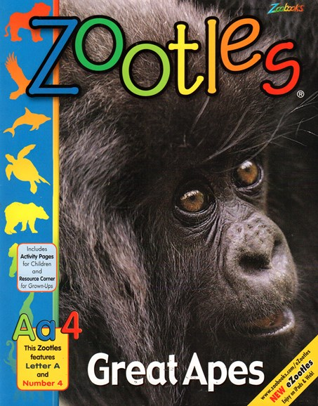 Zootles Cover - 4/1/2015