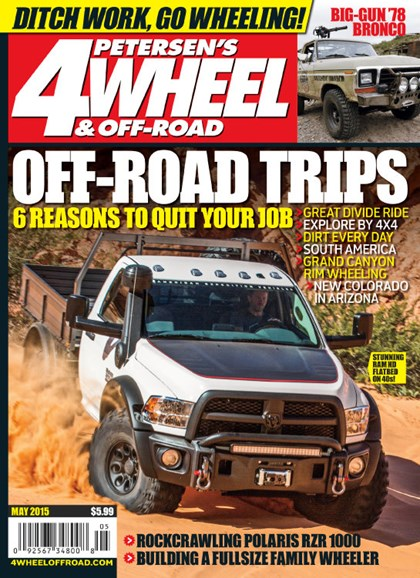 4 Wheel & Off-Road Cover - 5/1/2015