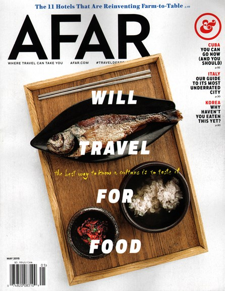 AFAR Cover - 5/1/2015