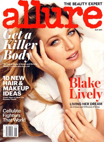 Allure Cover - 5/1/2015