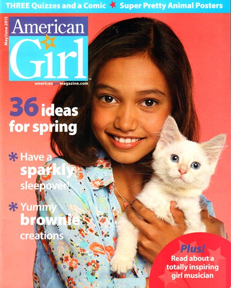 American Girl Cover - 5/1/2015