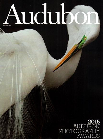 Audubon Cover - 5/1/2015