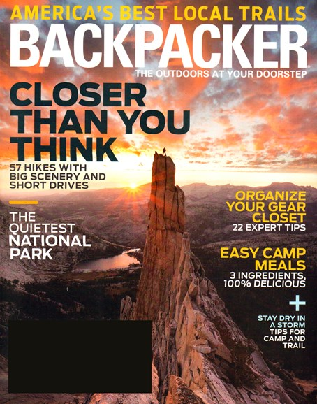 Backpacker Cover - 5/1/2015