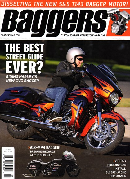 Baggers Cover - 5/1/2015
