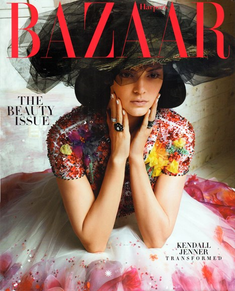 Harper's Bazaar Cover - 5/1/2015
