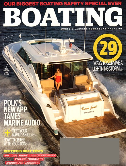 Boating Cover - 5/1/2015