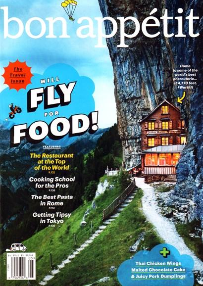 Bon Appétit Cover - 5/1/2015