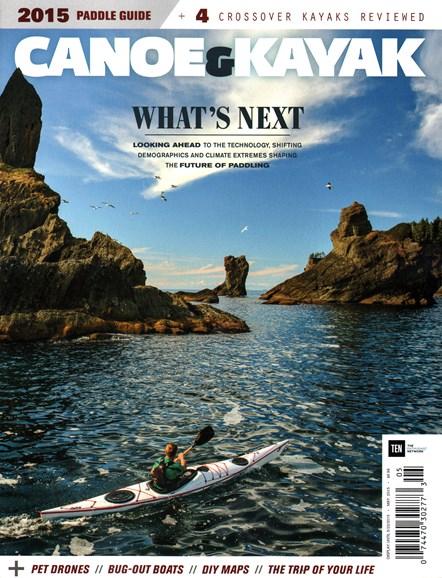 Canoe & Kayak Cover - 5/1/2015