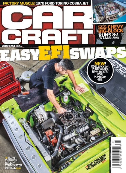 Car Craft Cover - 5/1/2015