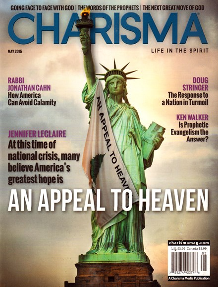 Charisma Cover - 5/1/2015