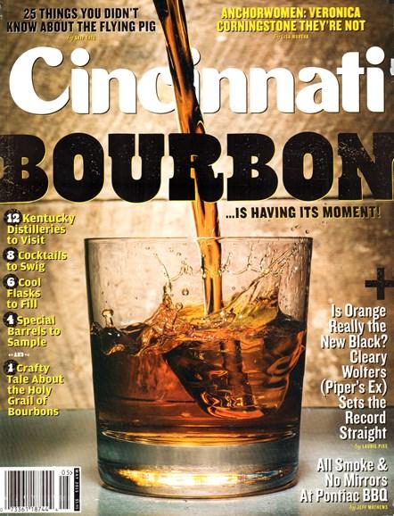 Cincinnati Cover - 5/1/2015