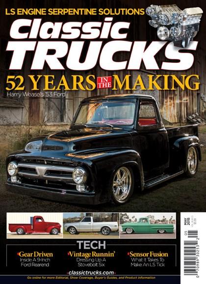 Classic Trucks Cover - 5/1/2015