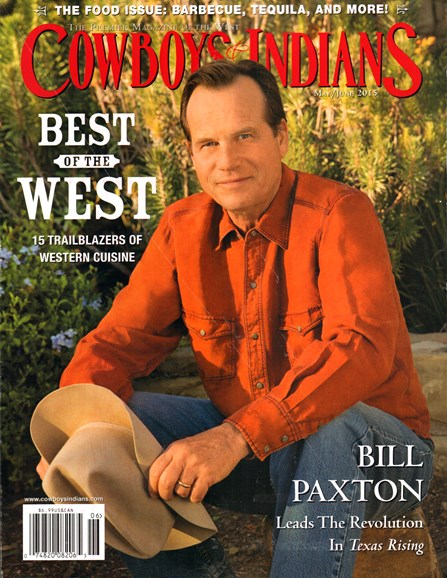 Cowboys & Indians Cover - 5/1/2015