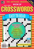 The National Observer Book of Crosswords Magazine 5/1/2015