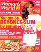 Woman's World Magazine 5/11/2015