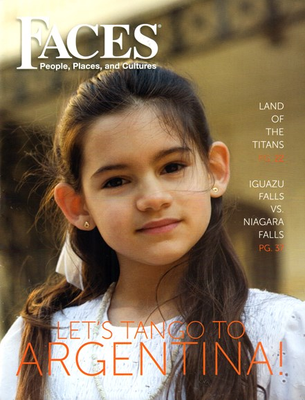 Faces Cover - 5/1/2015
