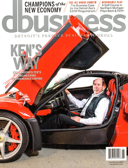 DBusiness Cover - 5/1/2015