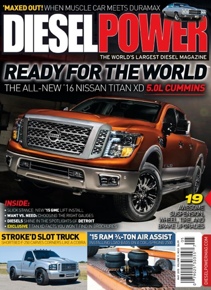 Diesel Power Cover - 5/1/2015