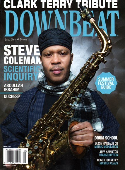 DownBeat Cover - 5/1/2015