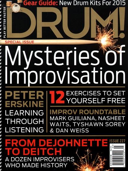 Drum! Cover - 5/1/2015