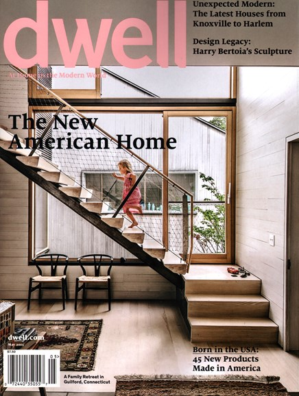 Dwell Cover - 5/1/2015