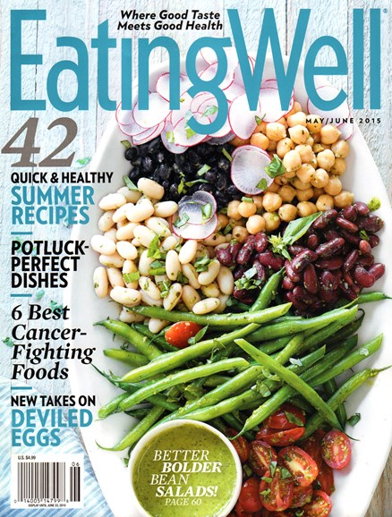 EatingWell Cover - 5/1/2015