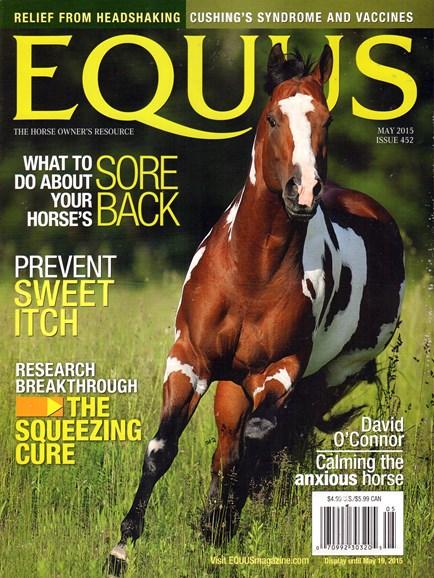 Equus Cover - 5/1/2015